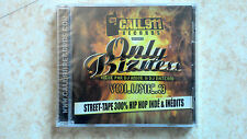 ONLY BIZNESS VOL 3 - CD PROMO - RAP FRANCAIS - CD NEUF ET SOUS BLISTER