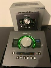 More details for universal audio apollo twin duo mkii thunderbolt + uad plugins *mint condition*