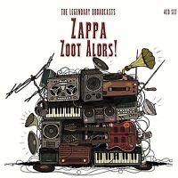 Frank Zappa - Zoot Alors! The Legendary Broadcasts: 4 CD Set