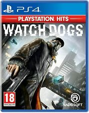 Watch Dogs For PS4 (New & Sealed)