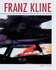 Franz Kline by Harry F. Gaugh 9781558597709 (Hardback, 1994)