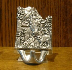 CARSON STATESMETAL COW HOOK, #2007, From Retail Store, MADE IN USA