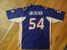 Brian Erlacher All Star Pri Bowl Jersey Bears 2004 NFL Mens Large Reebok