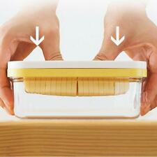 2 in 1 Butter Dish Butter Serving Tray with Lid /Container Box