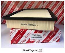 Genuine Toyota Air Filter 17801-38051 Prado GRJ150 V6 - FJ Cruiser V6 - 1GRFE