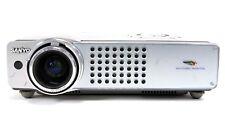 SANYO PLC-XU51 LCD Projector 2000 Lumens HD 1080i HDMI-adapter Remote TeKswamp