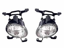 DEPO Replacement Fog Light Lamp Set Left + Right Fit For 03-06 Hyundai Accent