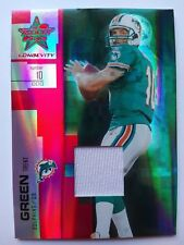 2007 Rookies & Stars Trent Green Miami Dolphins Indiana 059/250 - Jersey