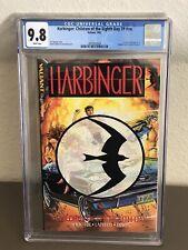 """HARBINGER: Children of the Eighth Day TP #nn CGC 9.8 (1992) Valiant """"HOT""""🔥"""