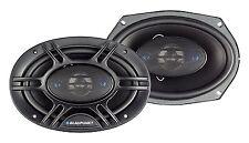 """Blaupunkt GTX690 6x9"""" 4-Way Coaxial Car Speakers 450W Max"""