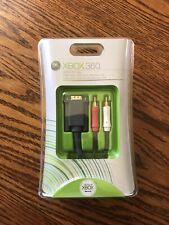 Xbox 360 VGA HD AV Cable *Brand New*