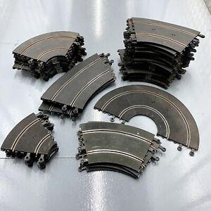 Vintage Scalextric Huge Track Bends Bundle Pt/51, 3052, c187, c151-0010, pt/56