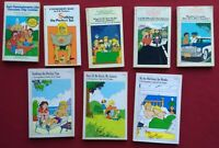 8 Doonesbury Paperback Lot Vintage 1970s Books Cartoons Comic Strips Trudeau