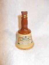Bells Whisky Ceramic Decanter Wade British Edition EMPTY 10cm