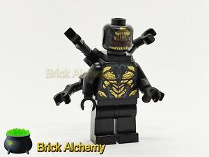 Genuine LEGO Marvel Avenger's Minifigure - Outrider - from set 76125