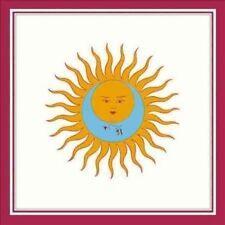 King Crimson Larks Tongues in Aspic LP Vinyl 2013 33rpm