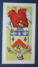 BURNLEY Football Club  Colours   Original 1950's Vintage Card