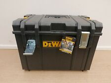 DEWALT DS400 TOUGH SYSTEM CARRYING CASE NO TOTE TRAY OR RACK