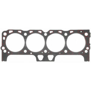 "Fel Pro Cylinder Head Gasket 1018; Steel Core Laminate .041"" 4.500"" for Ford BBF"