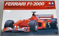 TAMIYA 1/20 FERRARI F-1 2000 #3 Michael Schumacher World Champ Plastic Model Kit