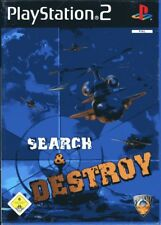 search&destroy PLAYSTATION 2 Usato