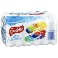Frantelle Natural Spring Water 600ml 24 pack