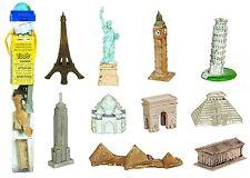 Safari Ltd Sehenwürdigkeiten - Einmal um die Welt Toob 679604 Miniaturen