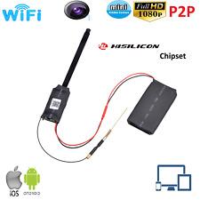 Cámara Espía último Full HD 1080p Wireless Wifi DVR Movimiento activada 32 GB KIT de Hágalo usted mismo