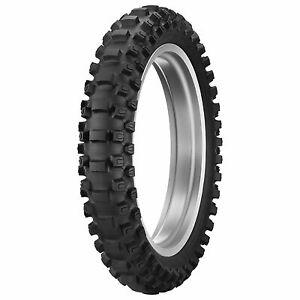Dunlop MX33 Geomax Soft/Intermediate Terrain Tire 100/90x19