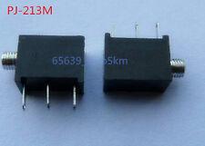 20X Mono  2.5mm Miniature Jack Sockets Audio Panel Mount Female Connector