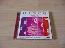 Doppel CD Disco No. 1 - Vol. 2: Galleon IIO Daft Punk Aaliyah Kylie Minogue ATB