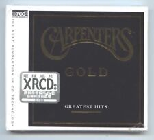 """Carpenters - Gold Greatest Hits"" JVC Made in Japan XRCD XRCD2 Audiophile CD New"