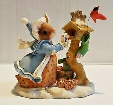 """New ListingEnesco """"Making Note of our Friendship"""" Priscilla's Mouse Tales, 1997"""