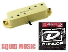 Seymour Duncan Duckbucker SDBR-1n Neck Pickup For Strat Cream ( 1 STRING SET )
