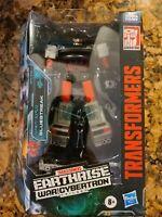 Transformers Earthrise War For Cybertron Bluestreak