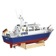 Krick WSP47 Police Motor Launch 1:20 Scale Model Boat Kit 20360