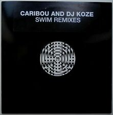 "12"" DE**CARIBOU - SWIM REMIXES (CITY SLANG '10 / DJ KOZE)**26064"