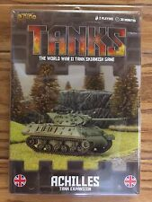 TANKS: British Achilles Tank Expansion