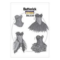 Butterick cartamodello Misses' CREAZIONE STORICO corsetto costume taglia 6 - 22