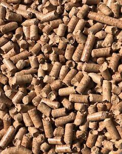 15 kg Buchenpellets Grillen Räuchern Smoker