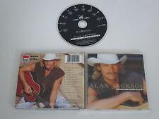 ALAN JACKSON/HIGH MILEAGE(ARISTA-BMG 74321 61241 2) CD ALBUM