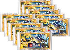 LEGO Nexo Knights 2 - Trading Cards - 10 Booster - Deutsch
