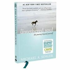 `Singer, Michael A.`-The Untethered Soul  BOOK NEW