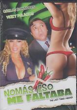 Nomas Eso Me Faltaba / The Last Thing I Need DVD NEW Carlos Bonavides SEALED