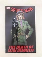 Spider-Man The Death Of Jean Dewolff TPB - OOP