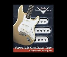 NEW - Fender Custom Shop Texas Special Strat Pickup Set, 099-2111-000