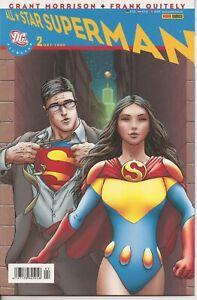 °ALL STAR SUPERMAN #2° Panini DE 2006 Von Grant Morrison & Frank Quately