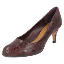 Party Slim Court Textured Heels for Women