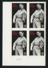 Sc # 3812 ~ Plate Block ~ 37 cent Roy Acuff Issue (ch14)