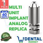 X 1 Multi Unit Implant Analog Replica